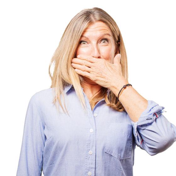 manchas en los dientes: hipoplasia dental